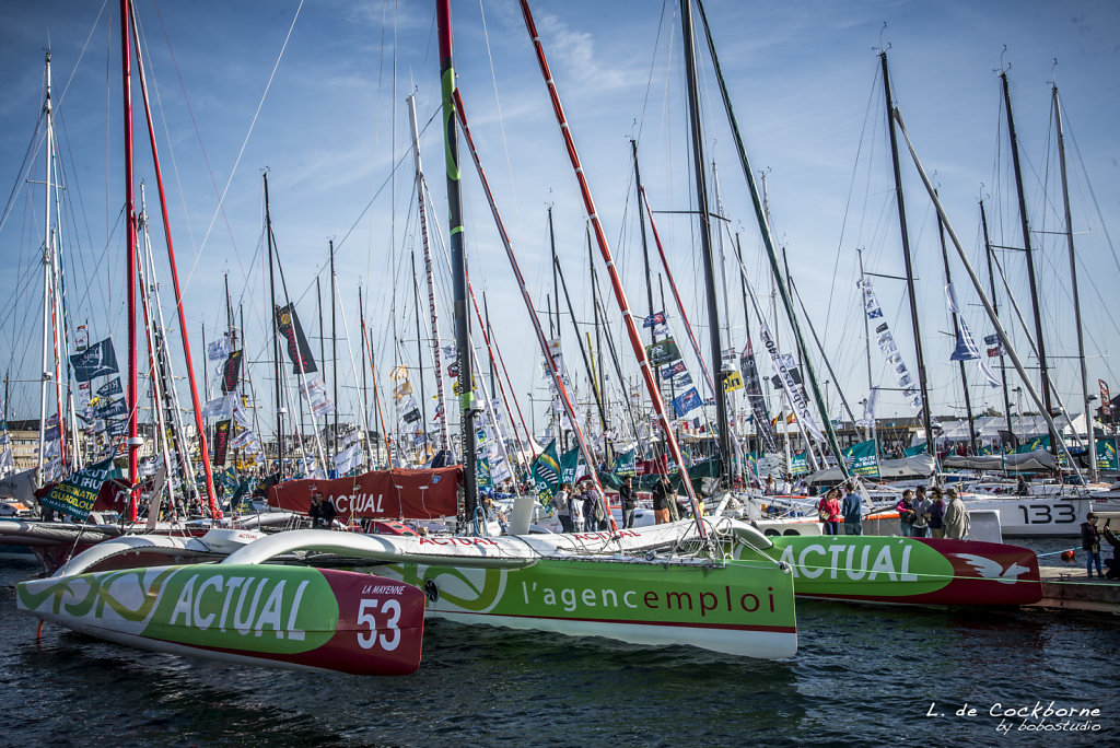 Top 40 ROUTE DU RHUM