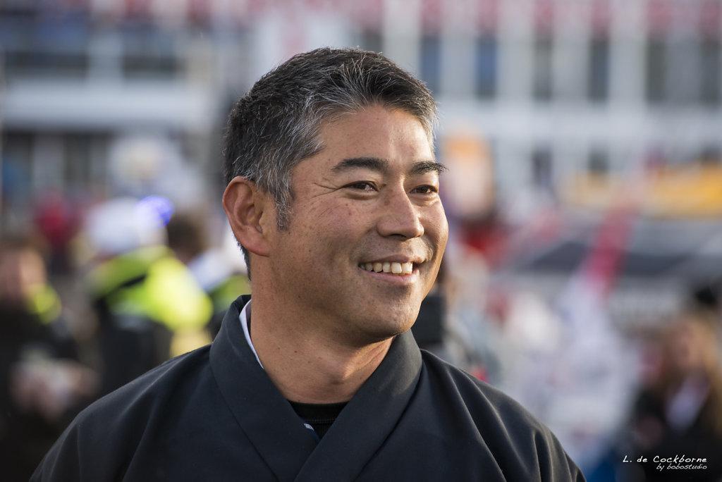Vendée Globe 2016 / Kojiro Shiraishi