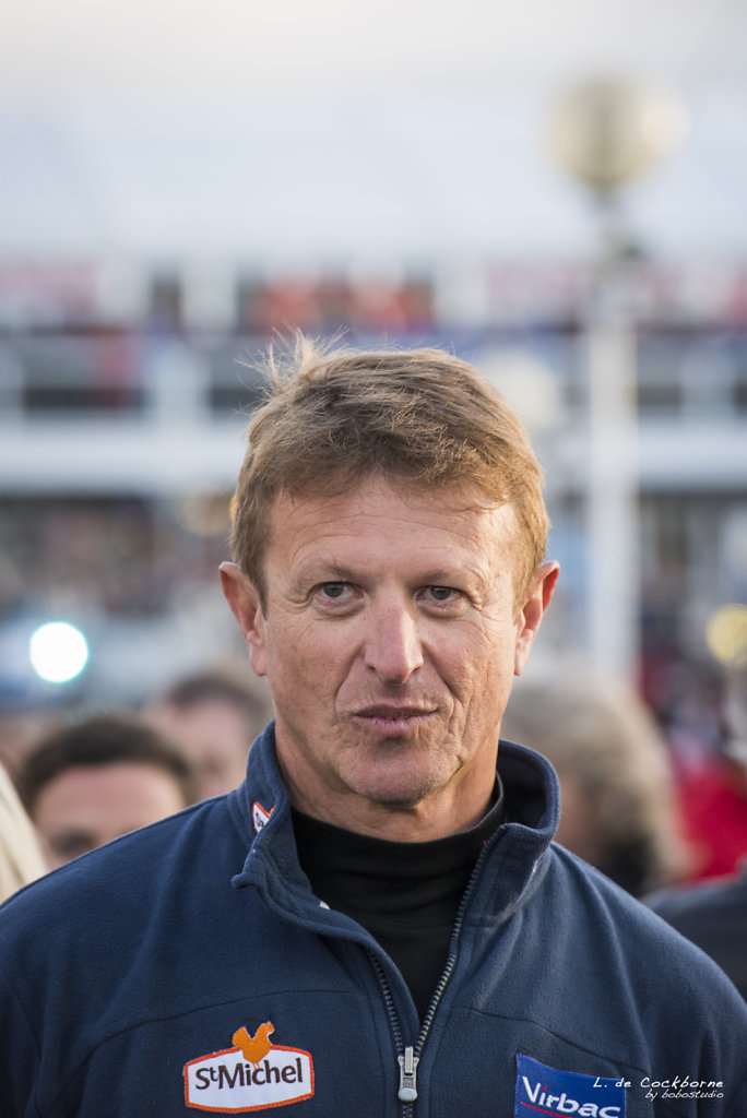 Vendée Globe 2016 / Jean-Pierre Dick