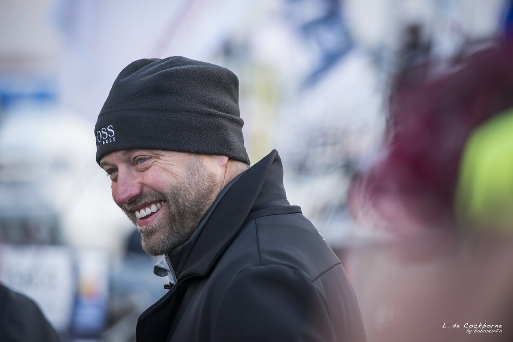 Vendée Globe 2016 / Alex Thomson